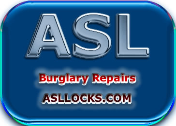 BURGLARY REPAIRS BY ASL
